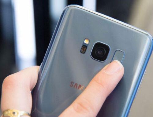 Galaxy S8 fingerprint sensor senses to be hard to reach